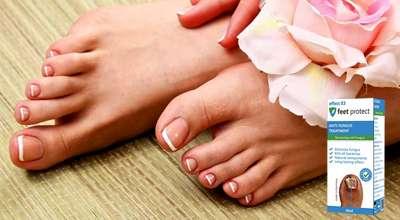 Спрей Feet protect от грибка.